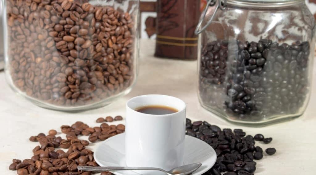 Coffee Bean Storage