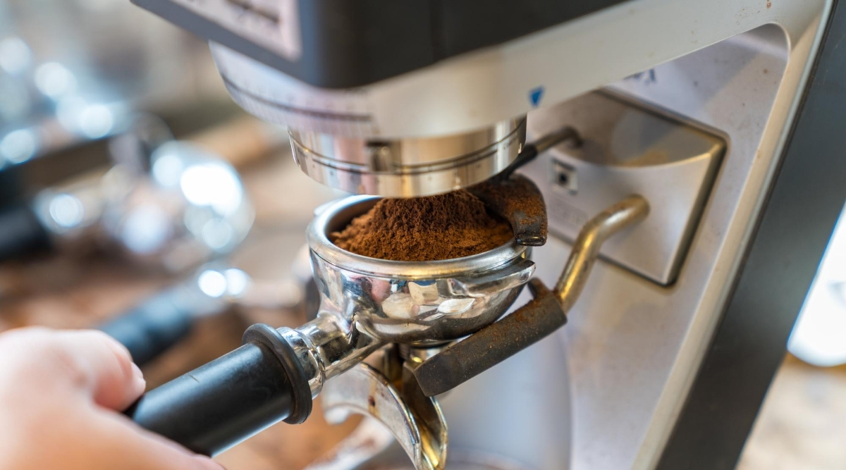 Grind and Brew Coffee
