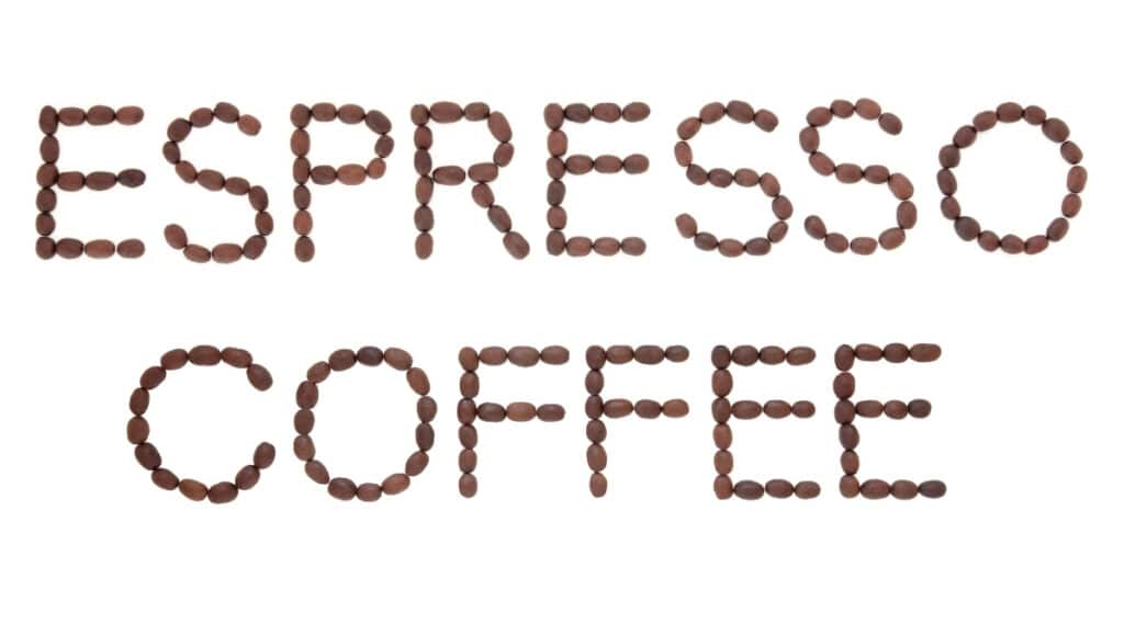 Differences between espresso and drip coffee.