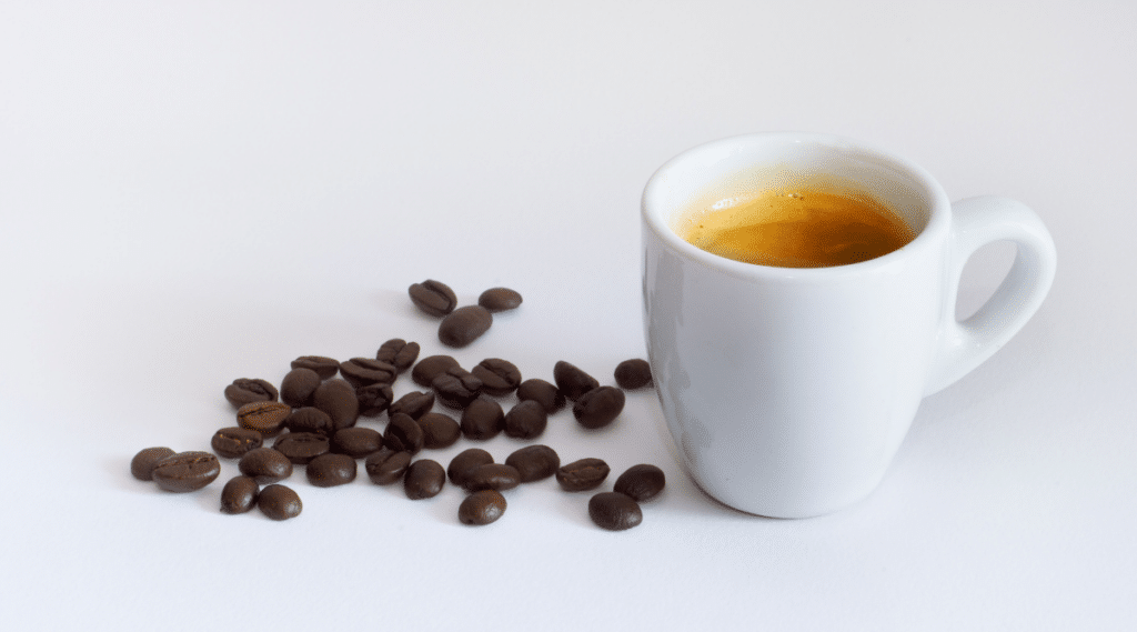 A red eye combines two caffeinated drinks into one.