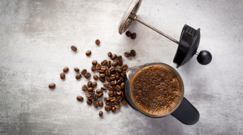 Great coffee beans result in an excellent cup of coffee.