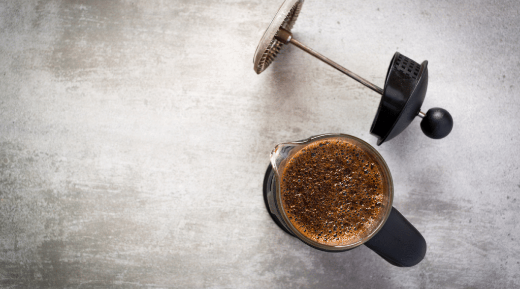 Brewing with a french press can be simple once you get the hang of it.