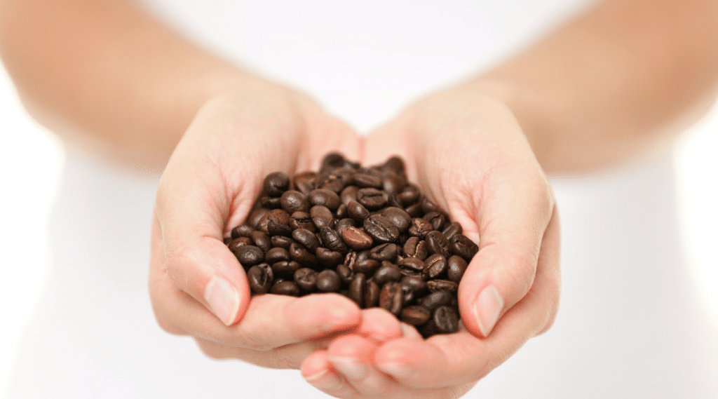 Coffee is a large part of the Colombian economy.