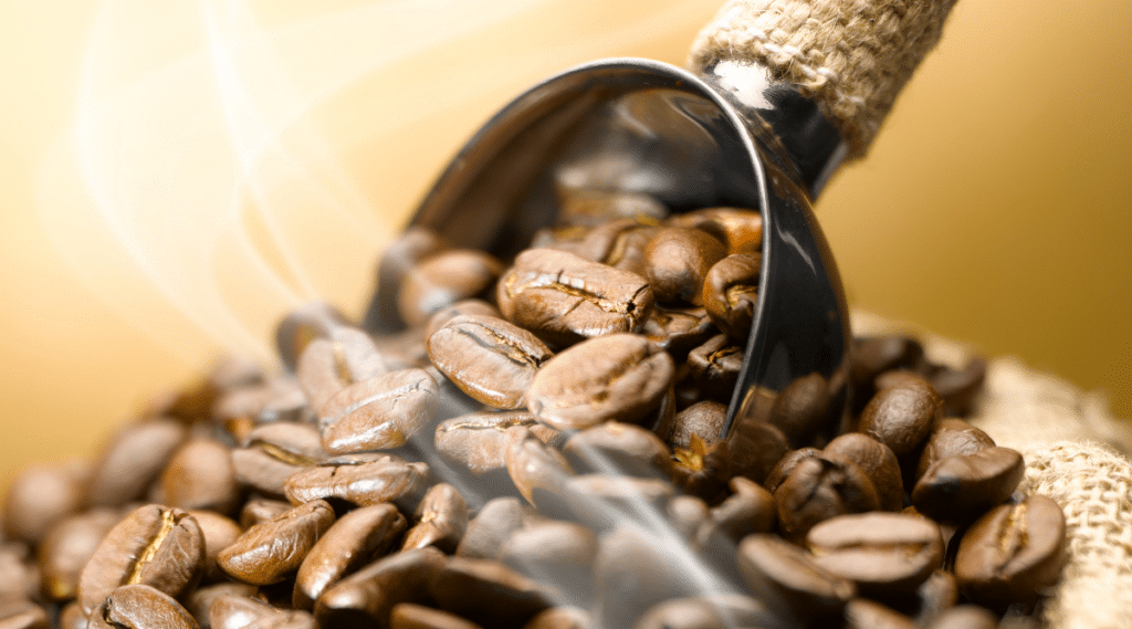 Each coffee region in the world produces coffee with tastes unique to its growing location.
