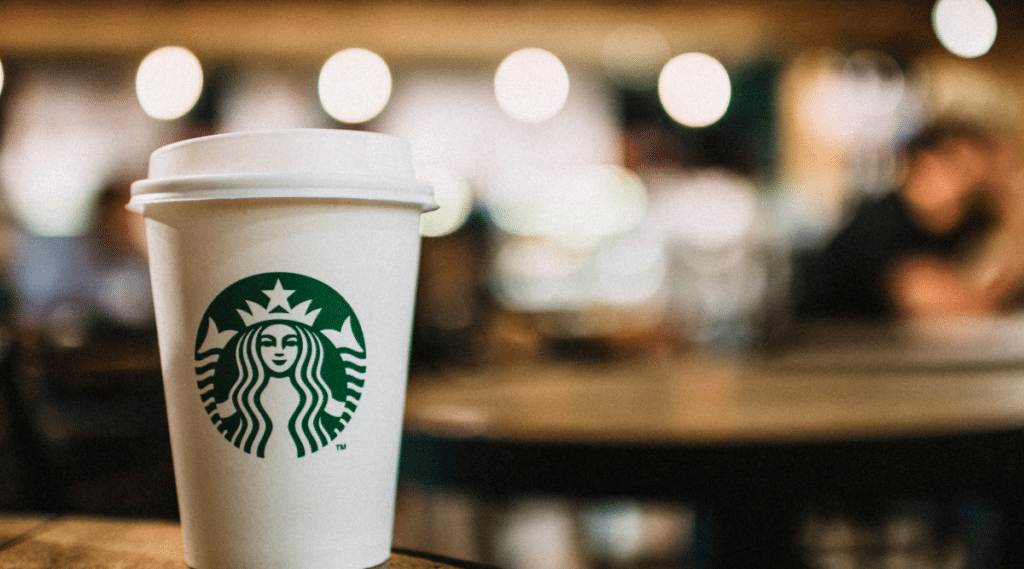 Starbucks was a primary influencing factor in the popularity of dark roast coffee.